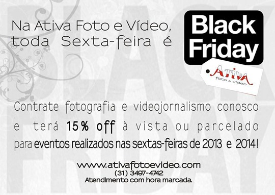 ativa black friday