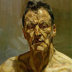 Freud, Reflection, Self-Portrait 1985