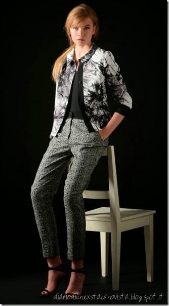 adele giacca pantaloni