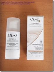 Olaz Touch of Foundation