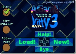 A game with the kitty 3 indie games