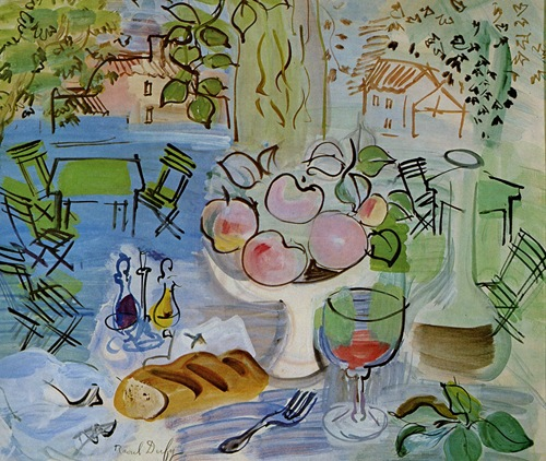 RaoulDufy StillLife 1941 EvergreenHouseFoundation-Baltimore