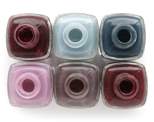 essie winter 2013 nail polish color design