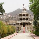 Temple Jaïn de Ranakpur (près dUdaipur)