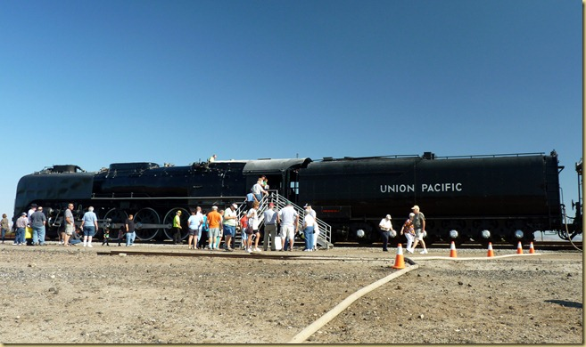 2011-11-16 - AZ, Yuma - Union Pacific #844 Centennial Run (1)