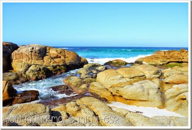 How Many More Minutes? ~ Bay of Fires, Tasmania: part three!