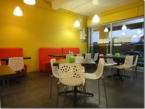 3. Interior of Windsor Dining, Melaka