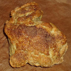 Cinnamon Sugar Biscuits