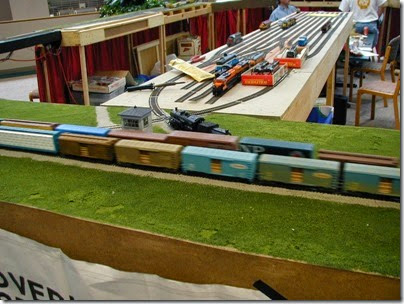 Overland Western Lines at TrainTime 2001