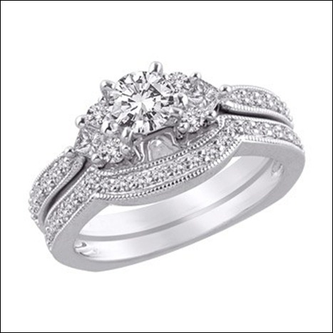 Princess-and-Round-Diamond-Wedding-Ring-Set-in-14k-White-Gold_SD_SR0134_Reg