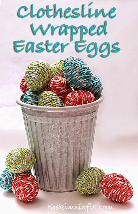 Clothesline eggs