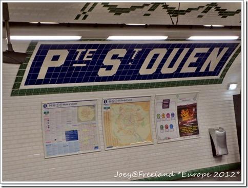 西歐十天鴨仔團 – DAY 7 法國巴黎