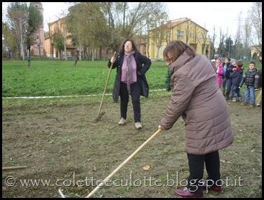 I bambini delle classi 1° della Scuola Primaria di Padulle piantano il grano! (37)
