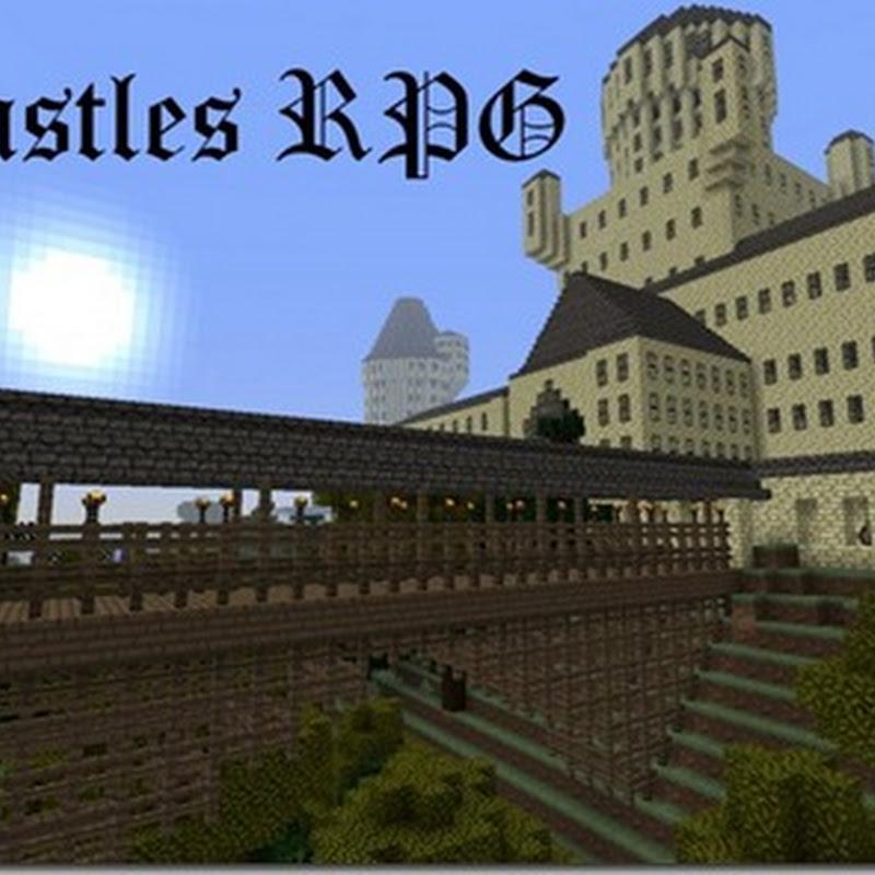 Minecraft 1.4.2 - Castles RPGTexture pack 16x
