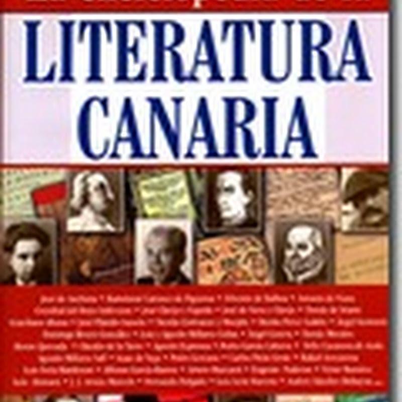 Enciclopedia de la Literatura Canaria (notas de prensa)