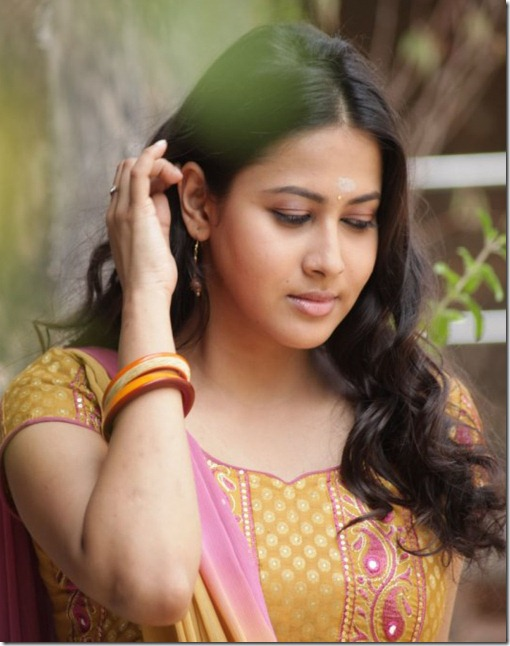 Actress Panchi Bora in Yamini Chandrasekhar Movie Photos