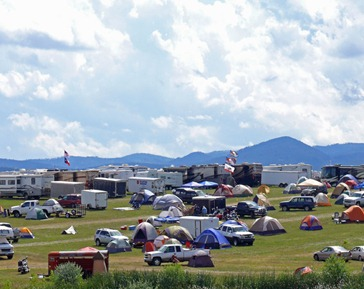 Buffalo Chip Campground