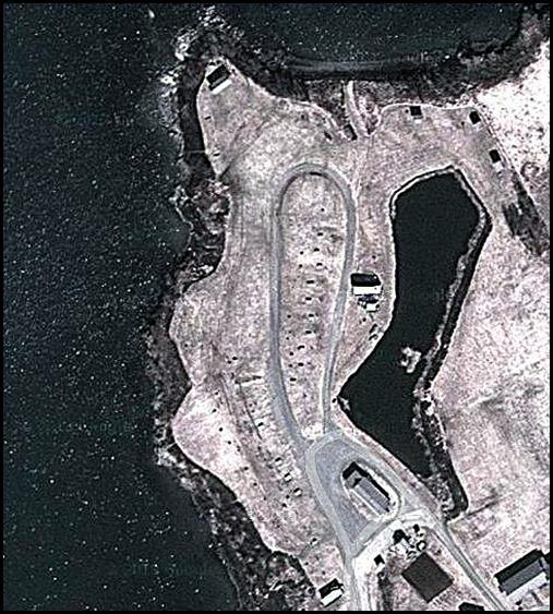 2 - Sunset Point RV Park - Ariel Map
