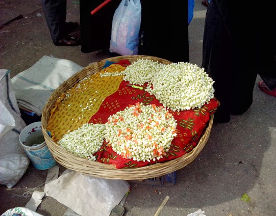 mogra flower vendors