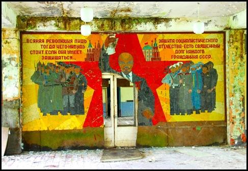 Soviet Propaganda, Simushir