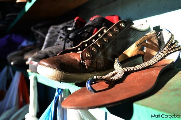 Sapatos mágicos