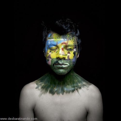 pintura de rosto desbaratinando (13)