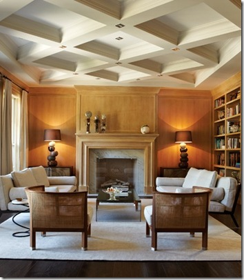 House and home coffered
