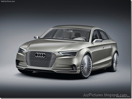 Audi A3 e-tron Concept1