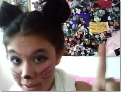 Maquillaje de ratoncita para disfraz | Trato o truco