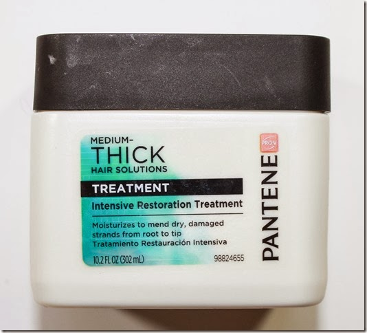 Pantene Intense Restoration Treatment