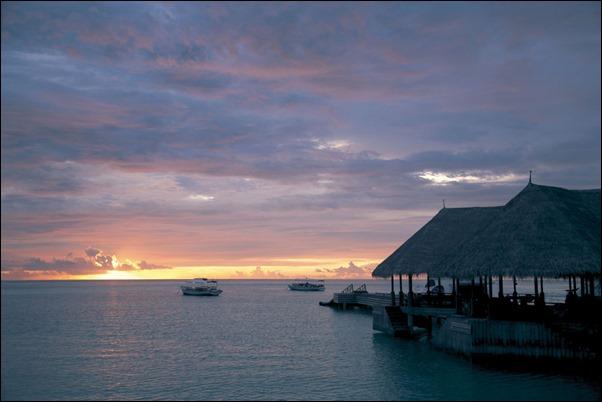 المالديف غروب