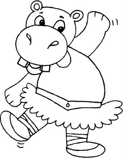 Resultado de imagen para gifs de hipopotamos