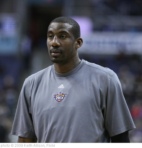 'Amare Stoudamire' photo (c) 2009, Keith Allison - license: http://creativecommons.org/licenses/by-sa/2.0/