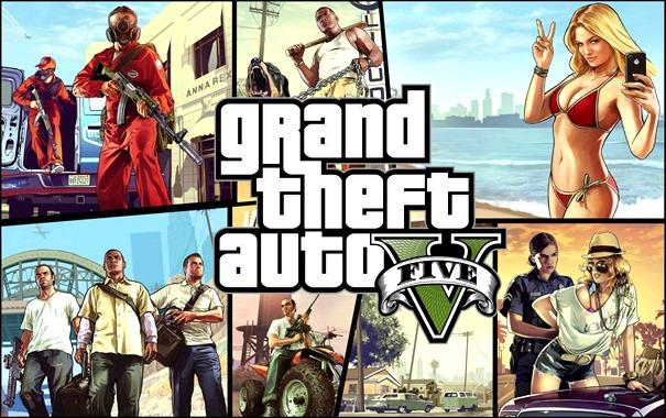 Grand Theft Auto V Lucrou $800 Milhões em 1 Dia