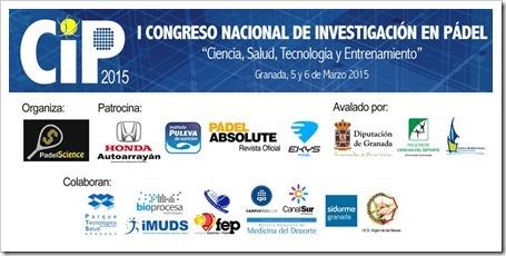 El I Congreso Nacional de Investigación en Pádel apunta al éxito dos semanas antes de su comienzo.