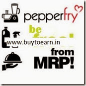 Pepperfry GET Rs. 100 off on Rs. 150 coupon