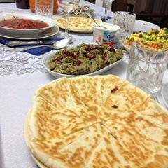 georgian-dinner