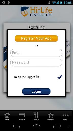 Hi-Life App