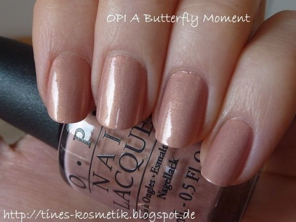 OPI A Butterfly Moment 2