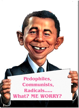 Mad Pedophilia, Communists, Radicals