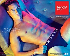 aly borromeo bench
