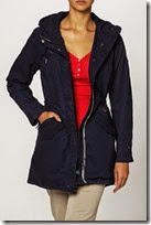 Hilfiger Denim Parka Jacket