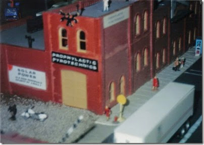 20 Ferndale Model Railroad at GATS in Portland, Oregon in October 1998