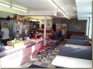 Corner Grill Inside