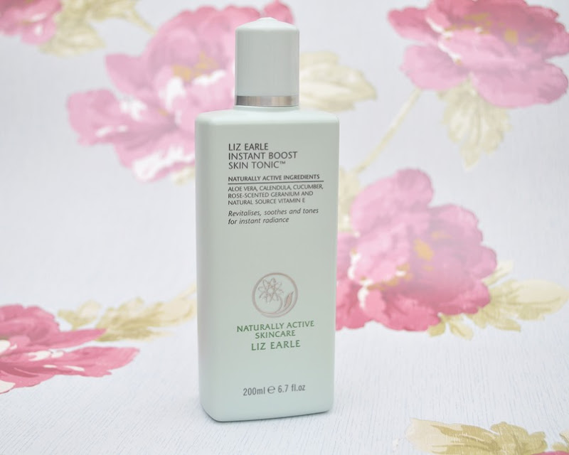 liz earle instant boost skin tonic toner review