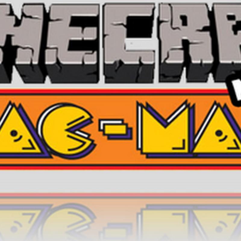 Minecraft 1.4.7 - PacMan Arcade V0.33 Mod