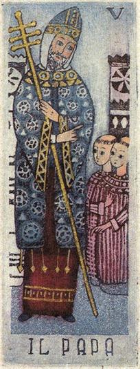 Tarot de Ana Maria D´onofrio