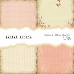 Softly Spring Front Sheet