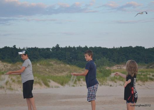 At the Beach-011