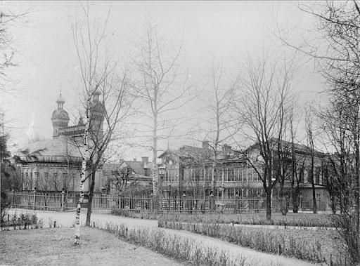 Rullans restaurang 1901-02